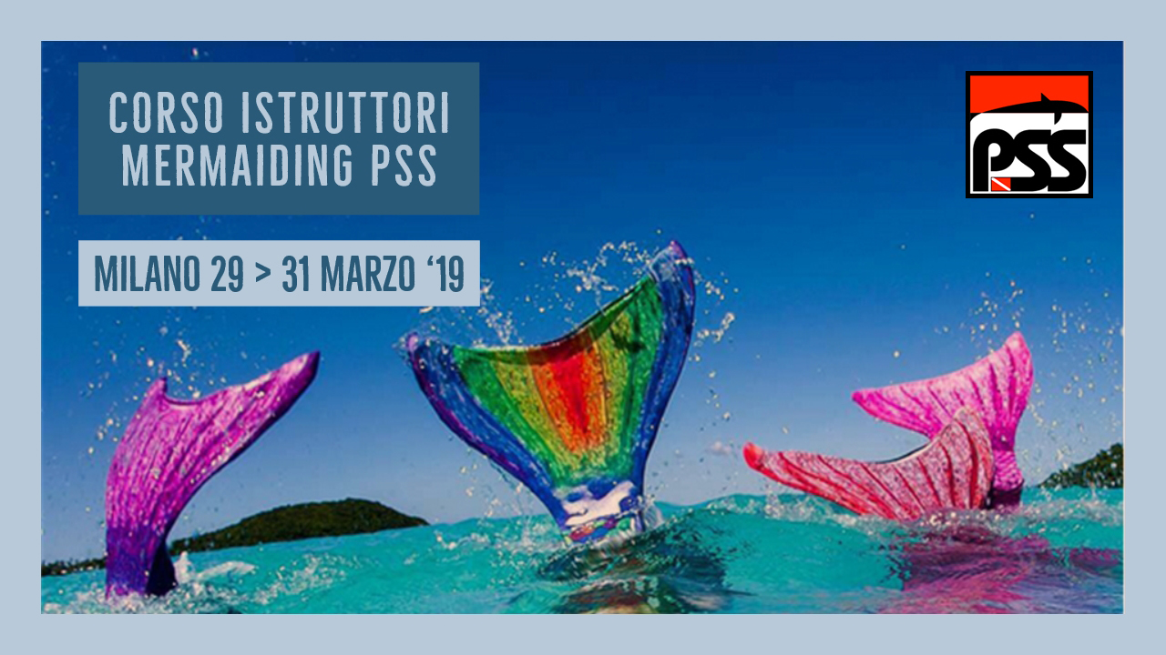 corso mermaiding instructor