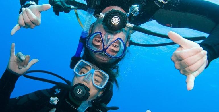 Acque libere 3 e 4 – Corso Open Water Diver