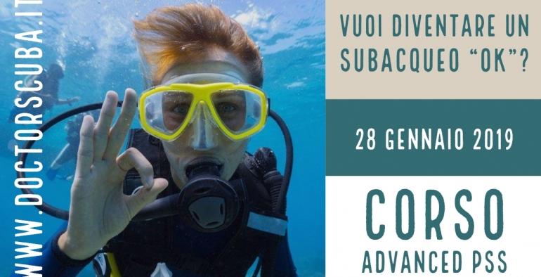 Corso Advanced Diver Milano