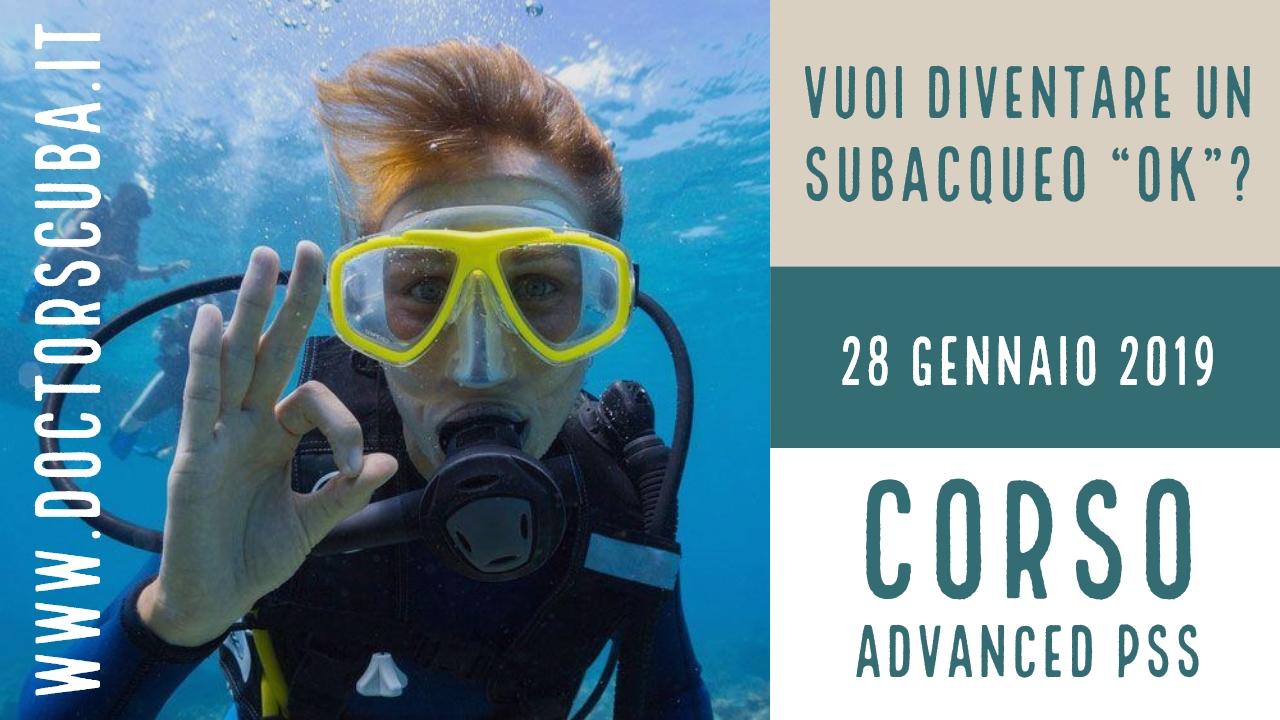 advanced diver milano