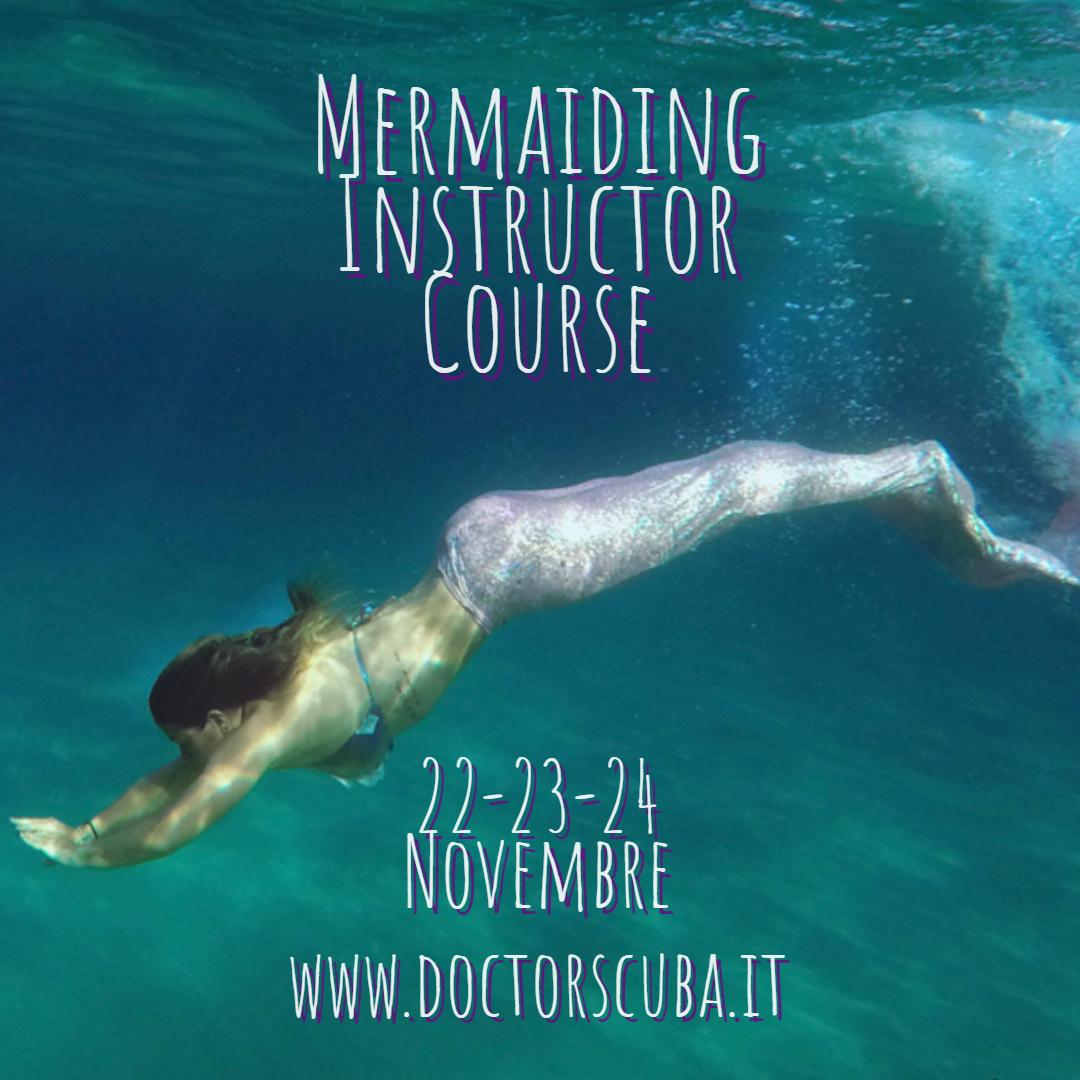 Istruttore Mermaiding